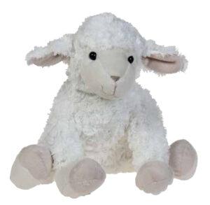 peluche white lamb ST8069C