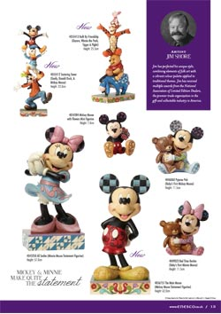 Jim Shore Disney Figurines