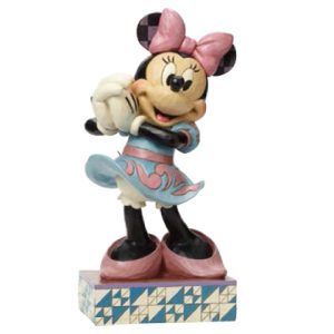 minnie mouse statement figurine