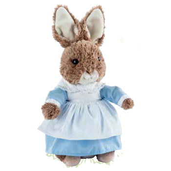 mrs rabbit Beatrix Potter Collectibles