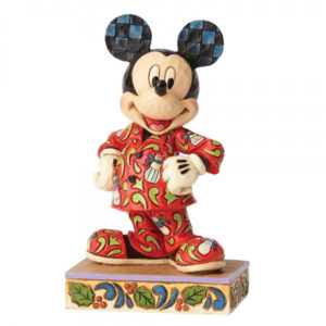 """Magical Morning"" Mickey Mouse from the Disney Traditions collection by Jim Shore"