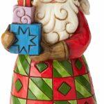 Jim Shore Pint Sized Santa with Presents